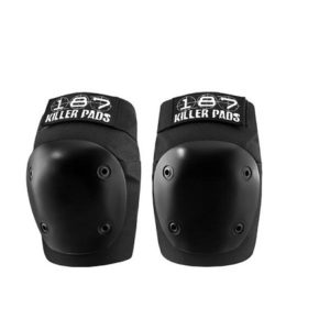 Fly knee pads 187 pro ideal for skateboard riders