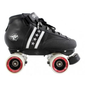 Bont Quadstar Skates with australian made leather