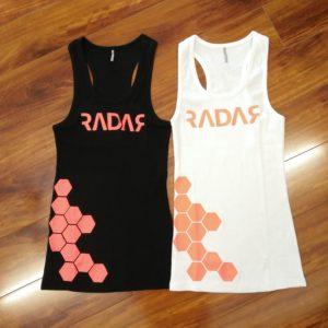 Radar Scrimmage Tank t shirt Unisex