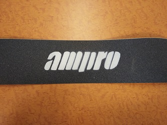 luxilife ampro logo grip tape pre cut lengths