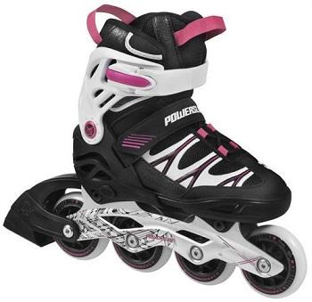 Powerslide Phu Fun Girls II Adjustable Inline Skates