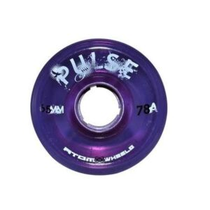 Atom Pulse quad wheels pack of 4 x  65 x 37mm 78a