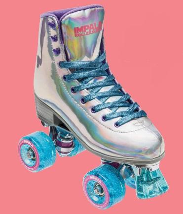 Impala Holographic Roller Skates 26 Sizes 0450 330 640