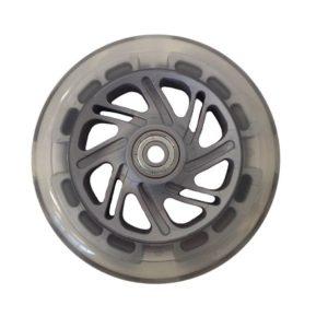 Globber LED front wheels 120mm