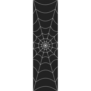 Fruity spider web grip tape 33''x 9'' 4 variations