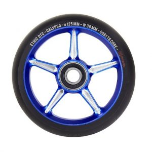 Ethic Calypso standard 12 125/30 mm wheels ( a set ) 4 colours.