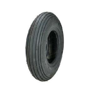 Tyre, Heavy Duty, Pneumatic 200 x 50 Black
