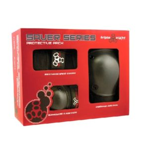 Triple 8 tri-pack saver series boxed