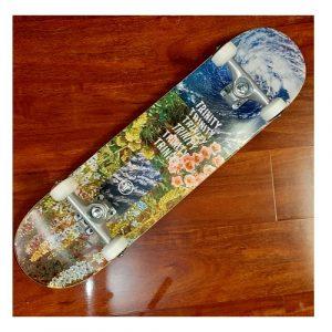 Trinity Tranquil Tempest pro skateboard